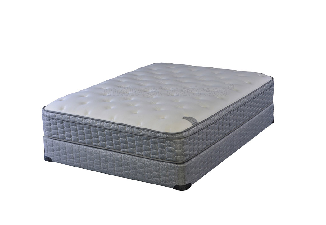 Restonic Chatsworth Viscose Eurotop Mattress