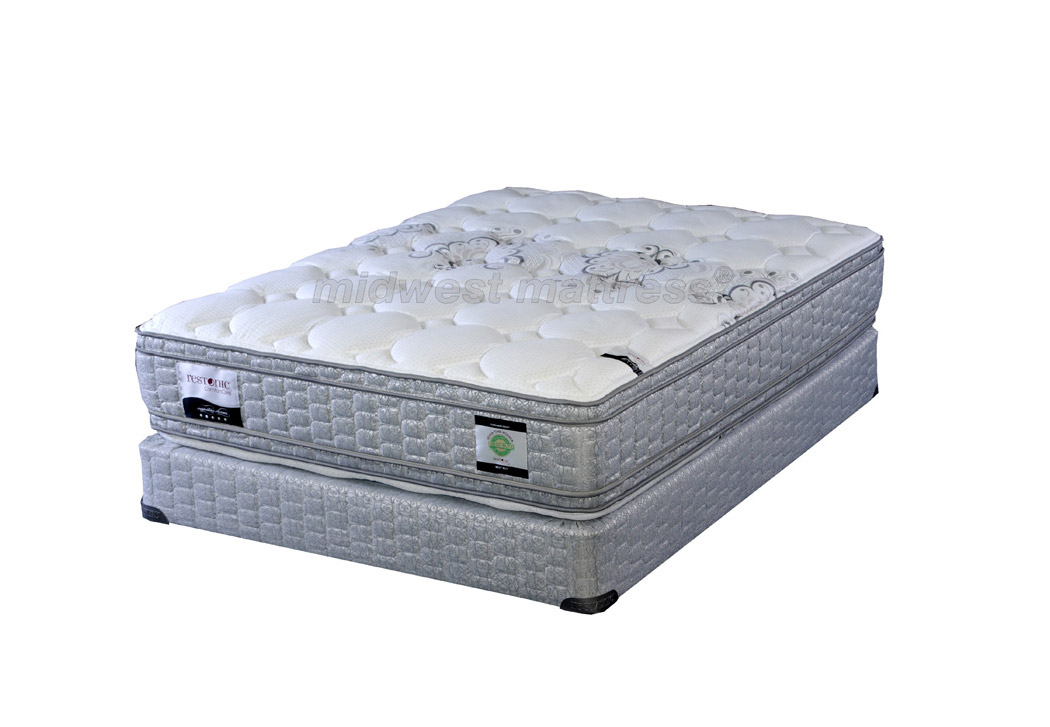 Restonic Panora Plush Pillowtop Mattress