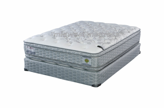 Restonic Melrose Luxury Pillowtop Mattress