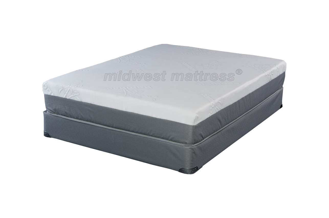 Restonic Superior Breathe Latex Mattress