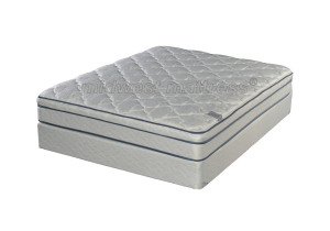 Restonic Burlington Firm Eurotop Mattress