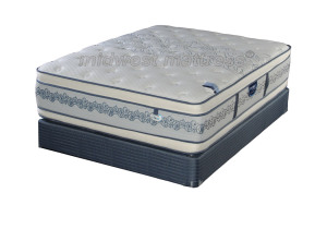 Restonic Luxemburg Ultra Eurotop Mattress