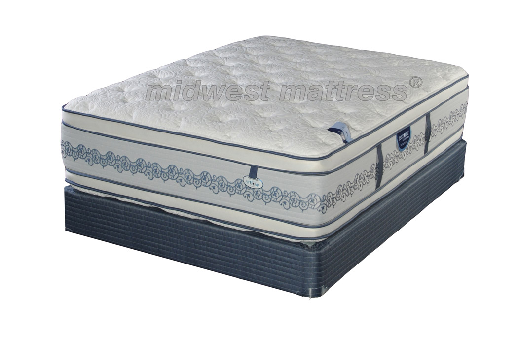 Restonic Morning Sun Luxury Eurotop Mattress