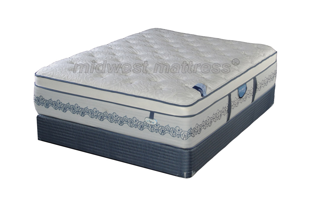 Restonic New Vienna Super Eurotop Mattress