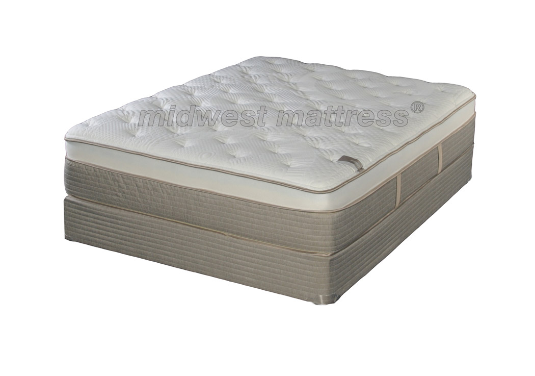Restonic University Heights Tempa Gel Mattress