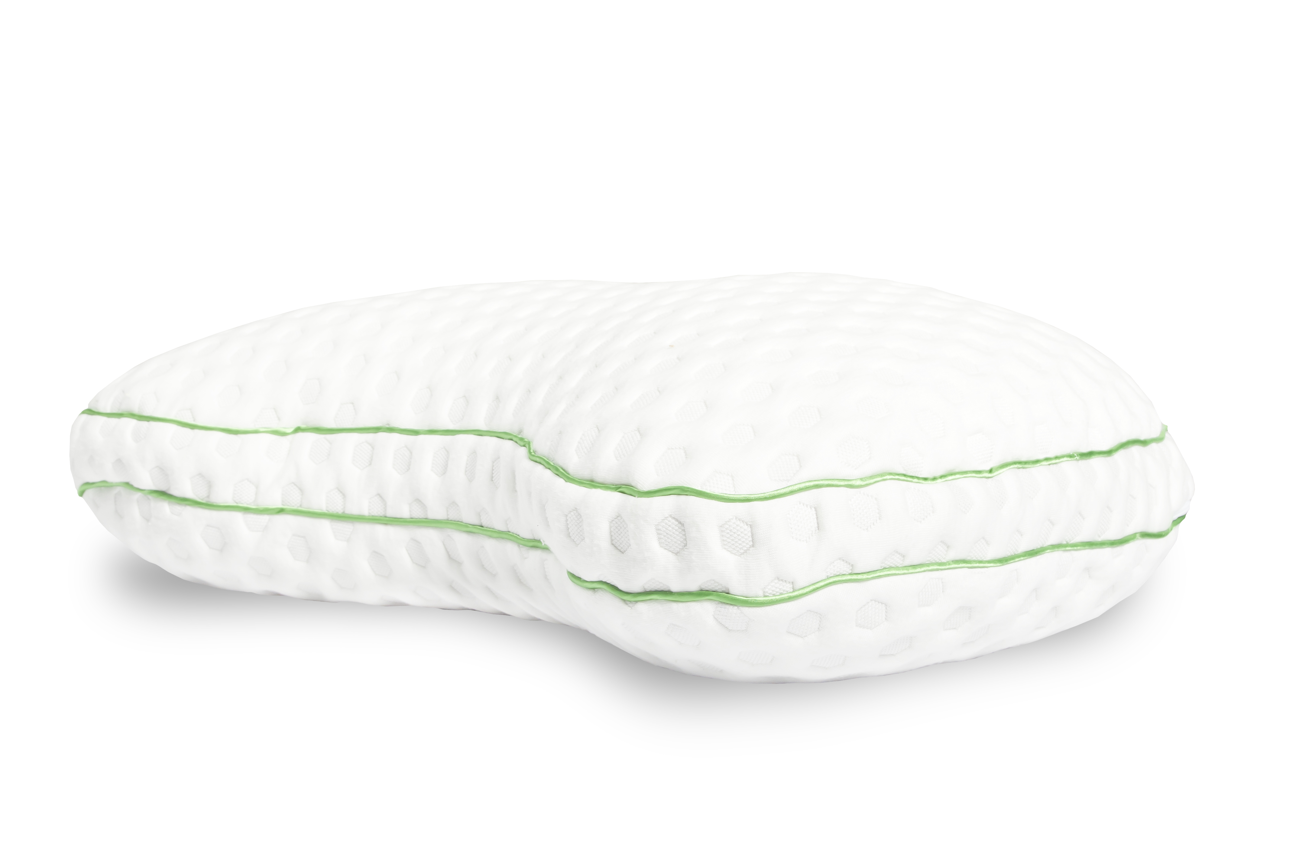 Inspire Plush fort Performance Pillow w Boost Technology