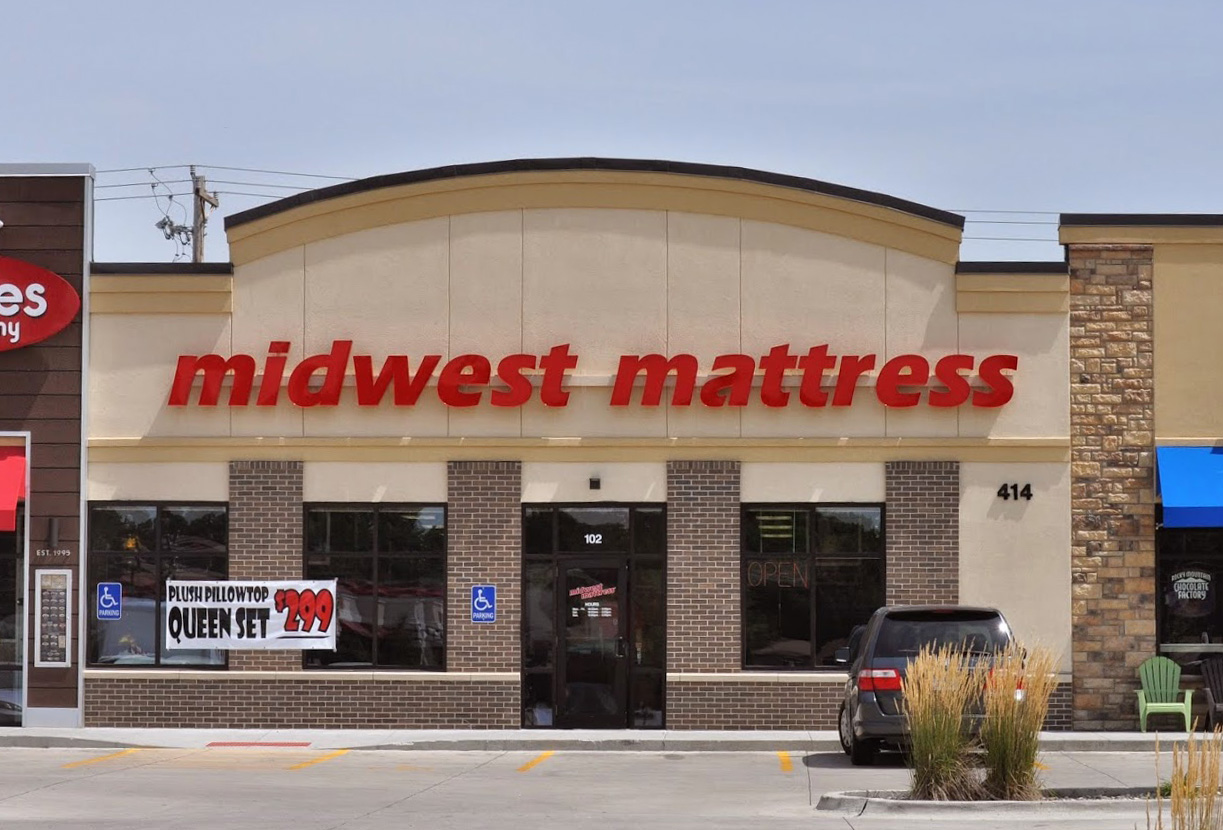 Midwest Mattress Stores in the Ames Area