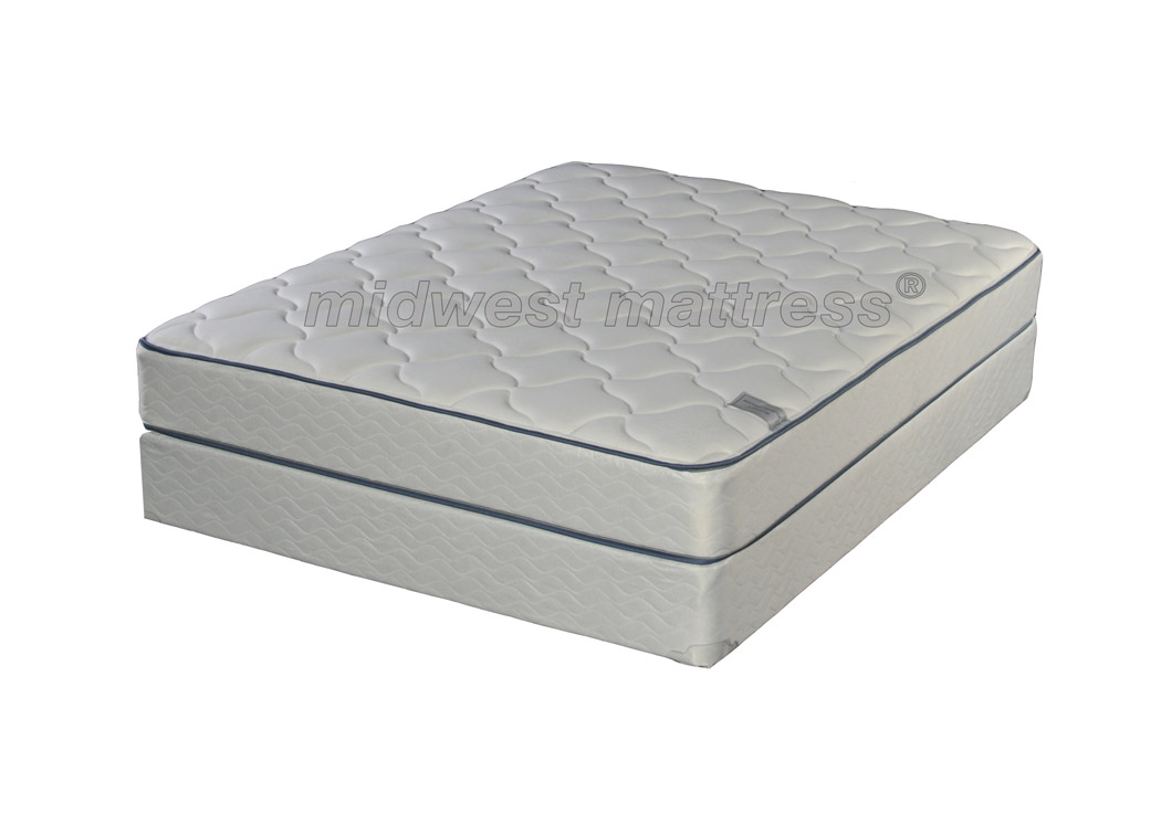 Restonic Cumming Plush Mattress